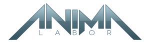 Anima Labor webdesign