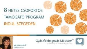 8 hetes veszteségfeldolgozó csoport Szegeden @ Szeged | Szeged | Magyarország