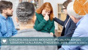 Gyászfeldolgozás Módszer Specialista képzés @ Szeged
